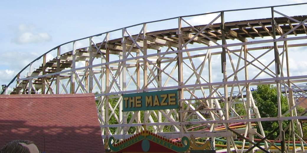beach roller coaster - photo #8